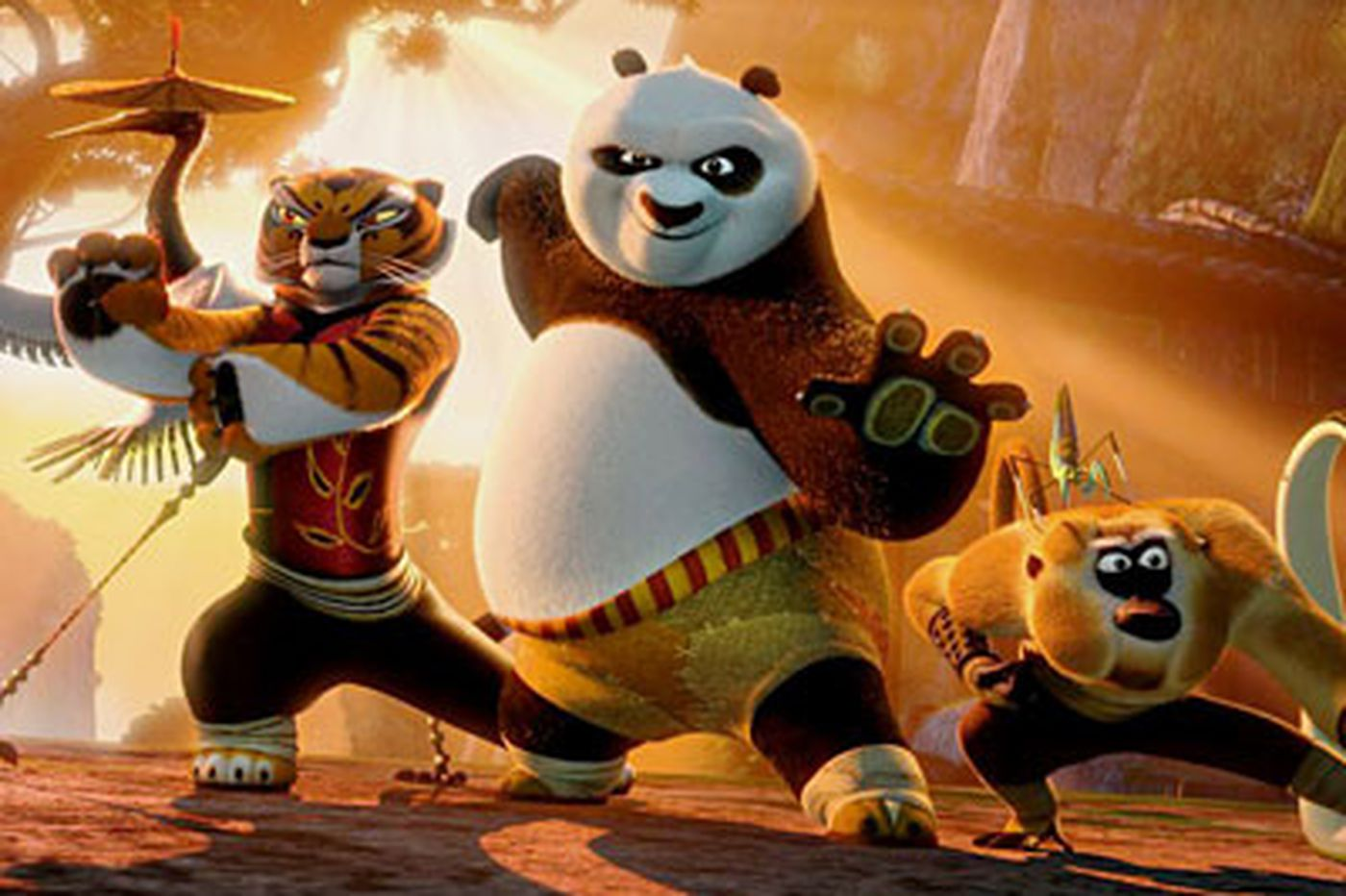 Kung Fu Panda 2 Movie4k