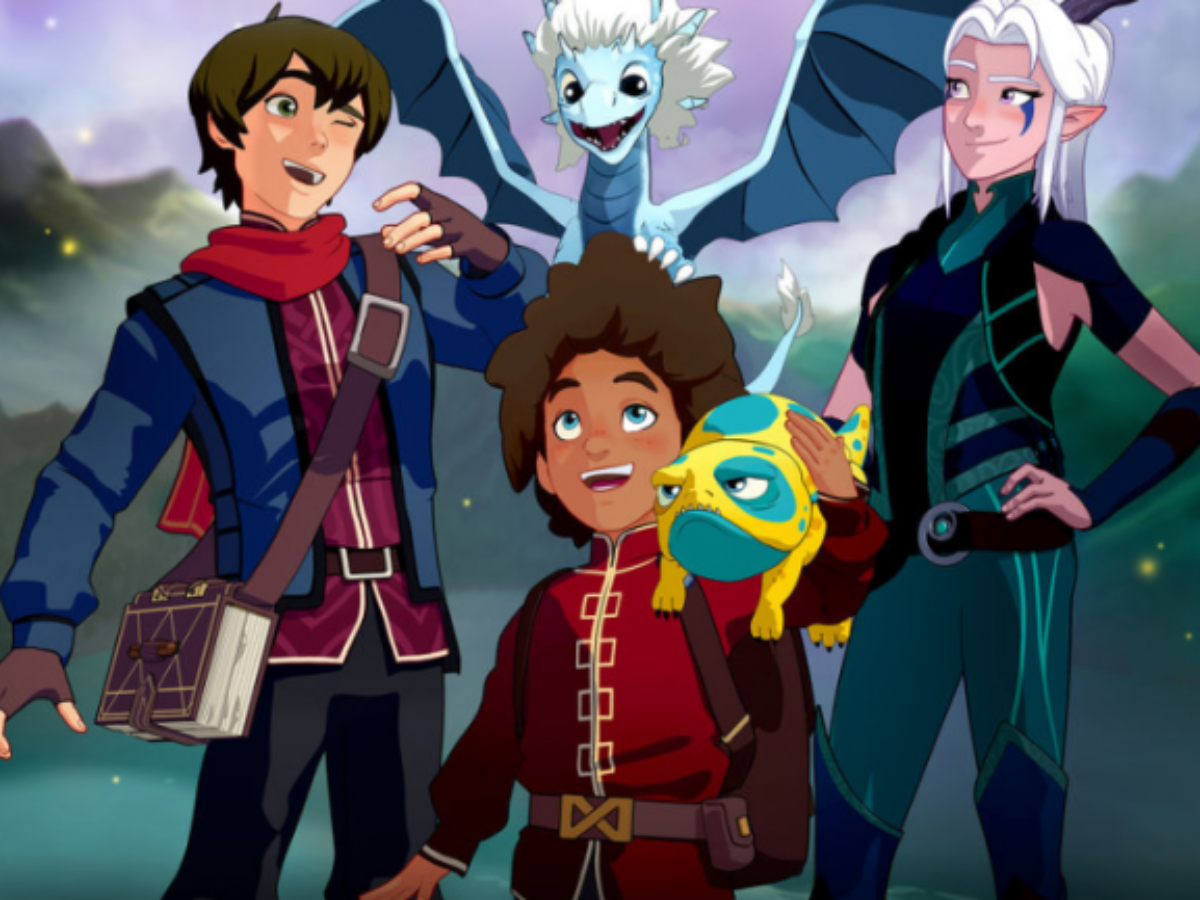 The Dragon Prince Season 4 : All Latest Information on Release ...
