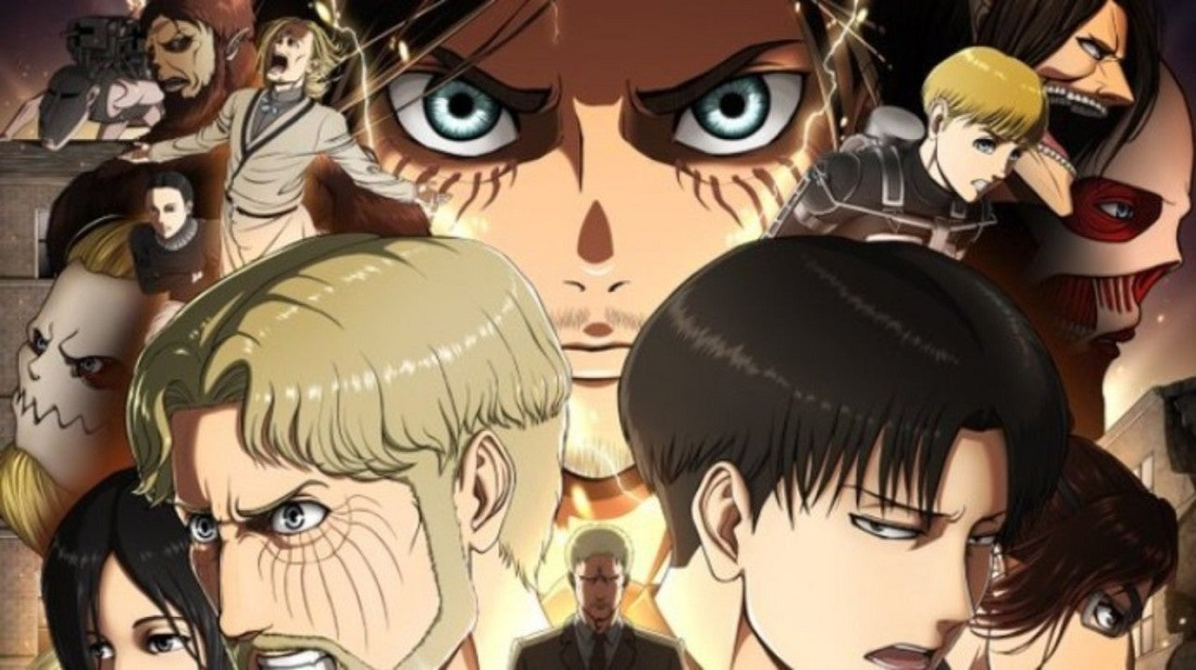 Attack on Titan Season 4: The finale release date - Finance Rewind