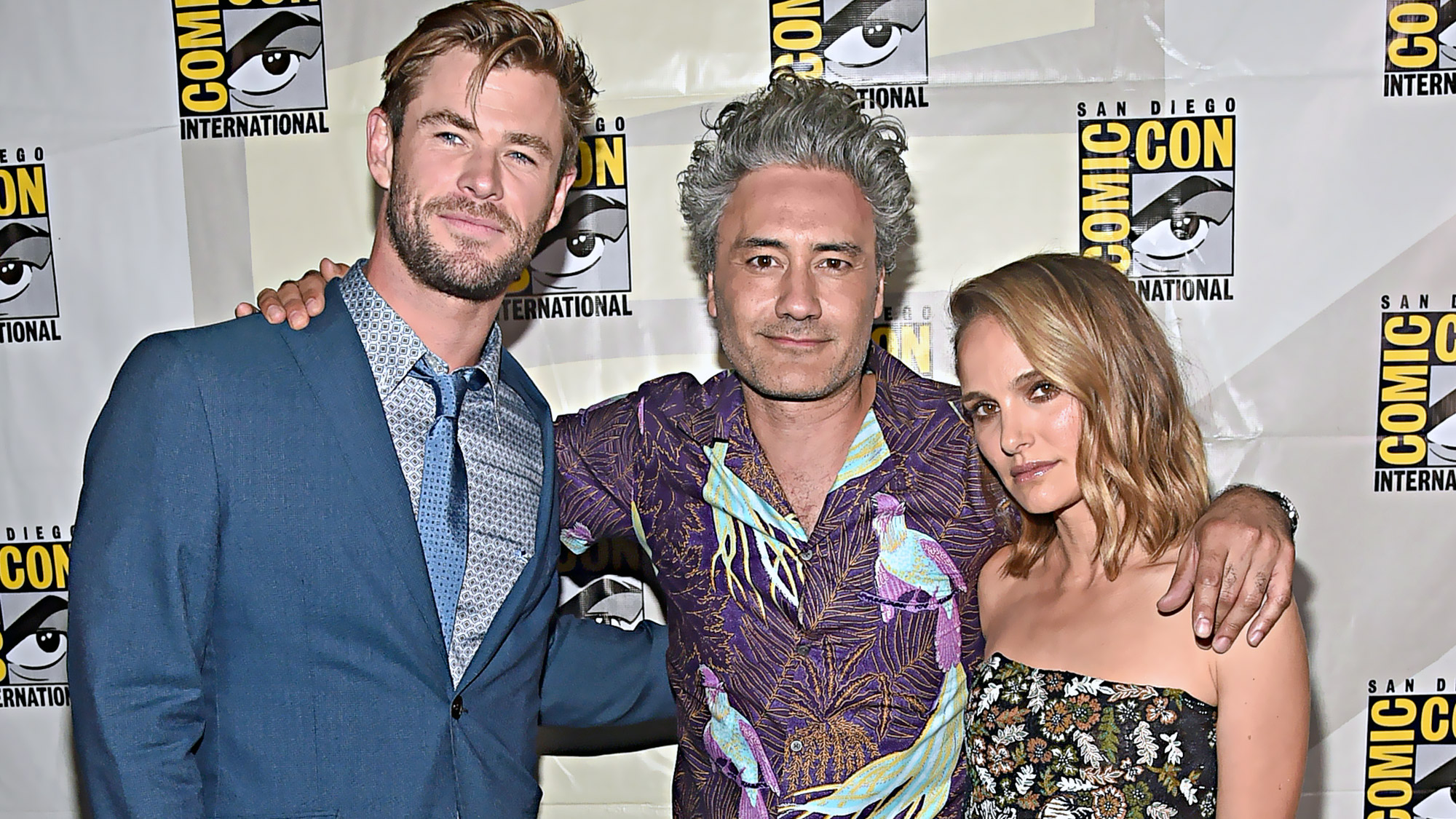 Thor 4 Love and Thunder- Cast