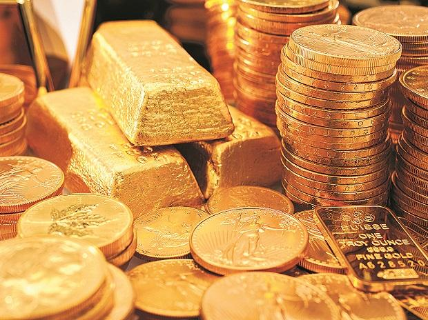 Gold prices rose to Rs 48,559 per 10 gram while silver also made marginal gains to settle at Rs 48,600 per kg 1