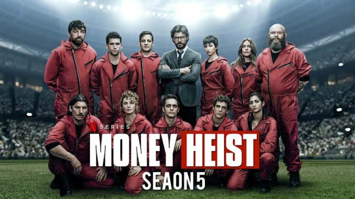 Money Heist season 5: Release date, cast, plot and everything you need to  know - Finance Rewind