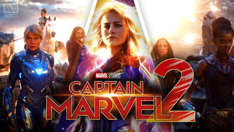 Captain Marvel 2- will it features some dad MCU characters? All the latest  updates you need to know. - Finance Rewind