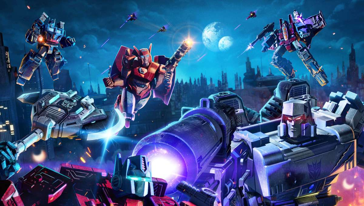 Transformers: War For Cybertron- Netflix expected release date ...