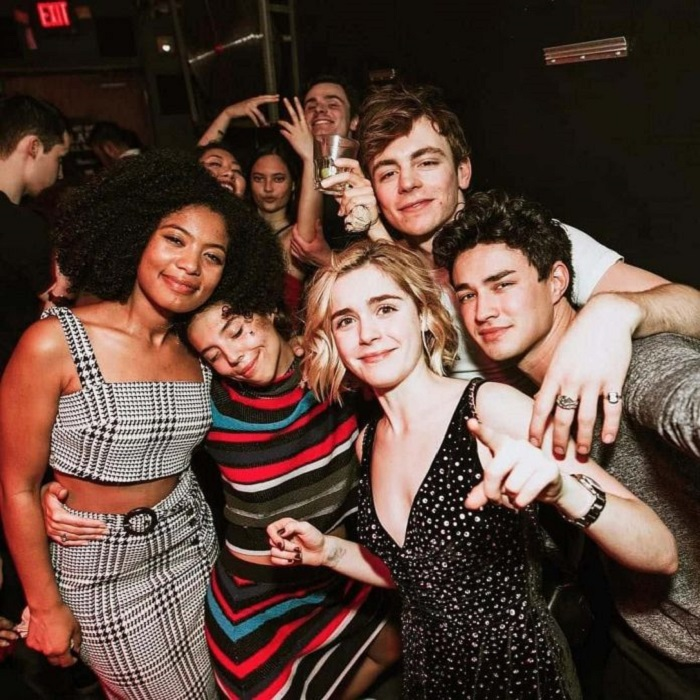 Chilling Adventures of Sabrina Season 4 cast