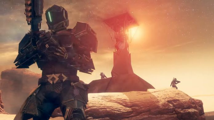Destiny 2 being rebuilt for Garry's mod, as it gets rid of Mars!