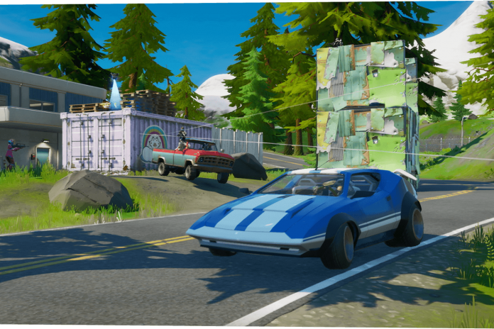 Fortnite 's new 'Joy Ride' update to add drivable cars in the Game!