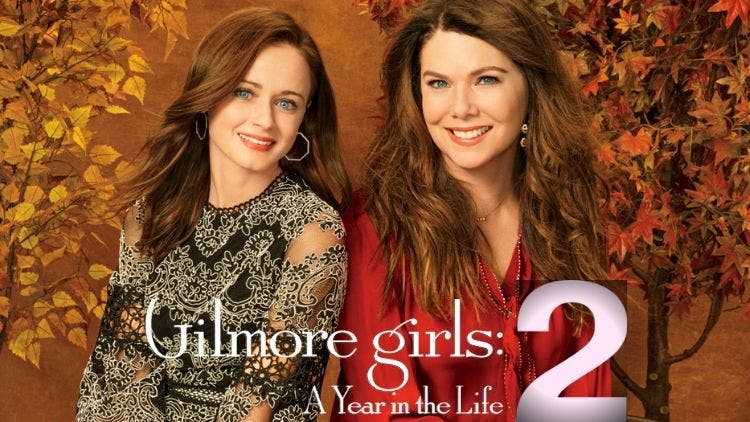 Gilmore Girls A Year In The Life Online