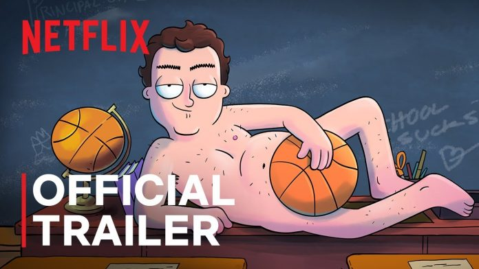 Netflix's adult animated comedy, HOOPS Trailer Released