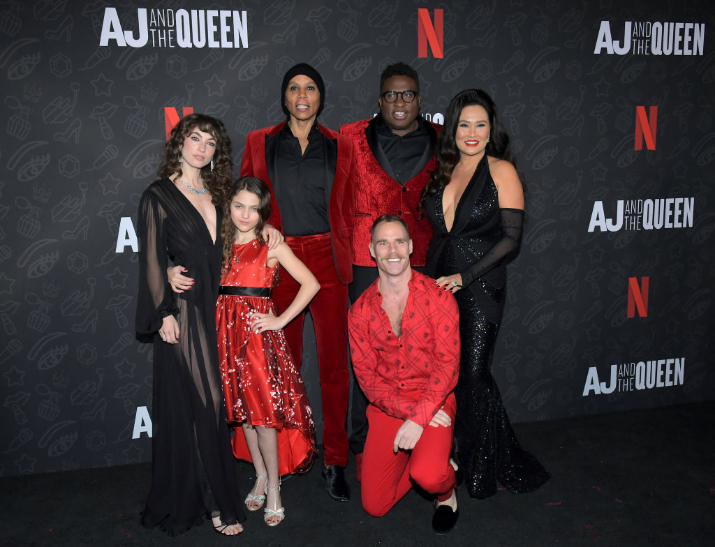 AJ and the Queen: Season 2 Casts