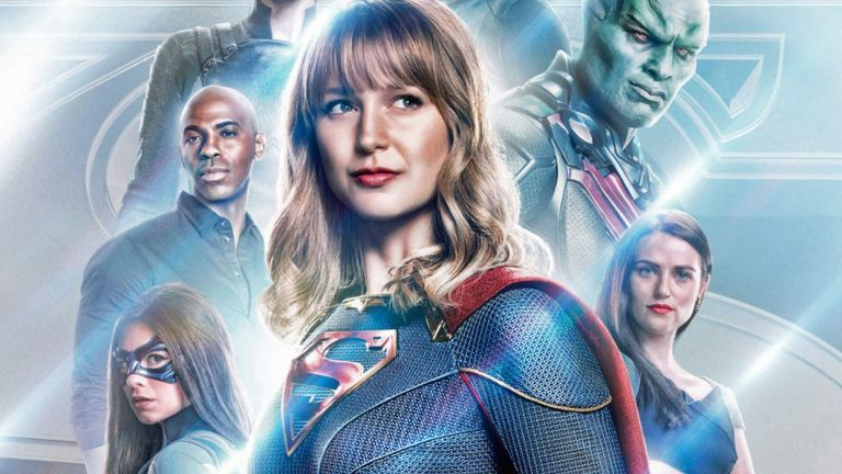 The CW has Released a new Supergirl Season 6 poster with hero Nia Nal