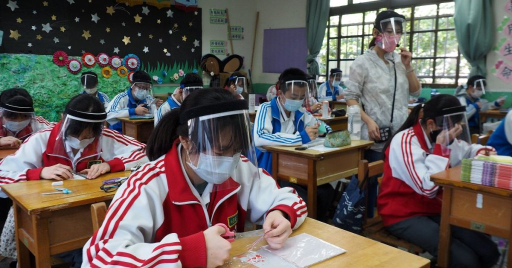 Schools to reopen in China