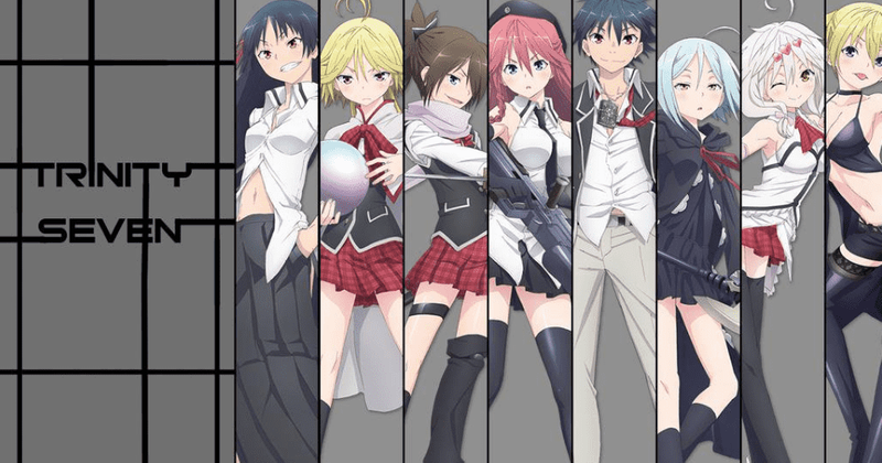 Trinity Seven Season 2 Everything A Fan Should Know Finance Rewind The further adventures of arata at the royal biblia academy will likely dominate the plot of the second season. trinity seven season 2 everything a