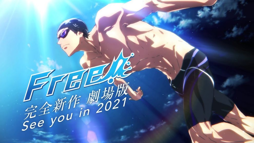 FREE! New Film Confirms its 2021 Release with a New ...
