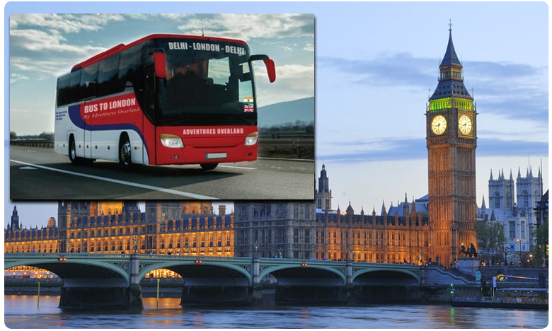 """Buy a Rs 15 lakh ticket, take a """"Bus from Delhi to London' and see the  world. - Finance Rewind"""