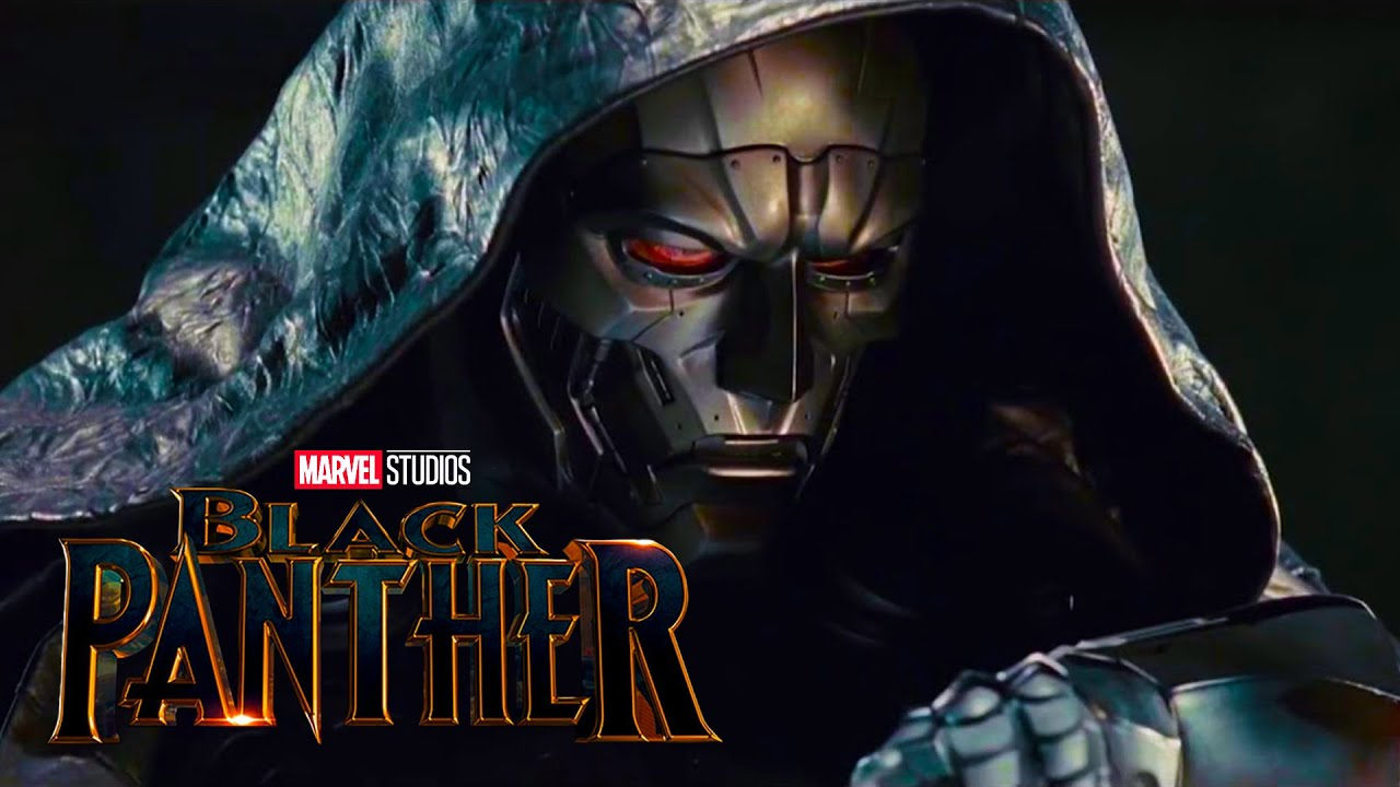 According To Fan Poster Doctor Doom To Enter Black Panther 2 Finance Rewind