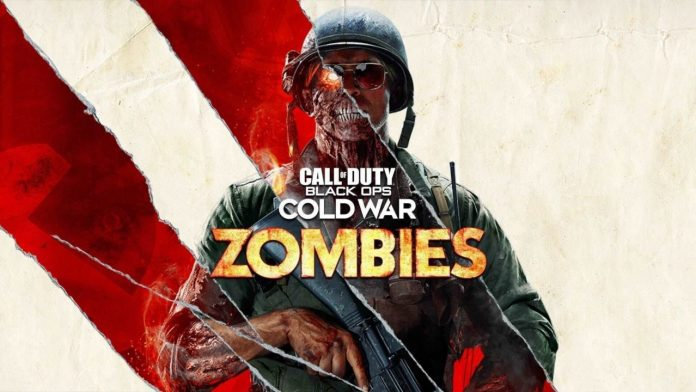 Black Ops Cold War Zombie mode