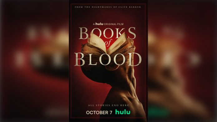 Books of Blood trailer