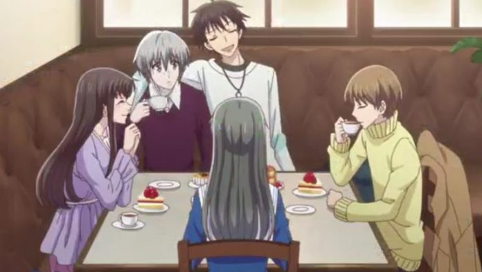 Fruits Basket Season 2 Episode 25