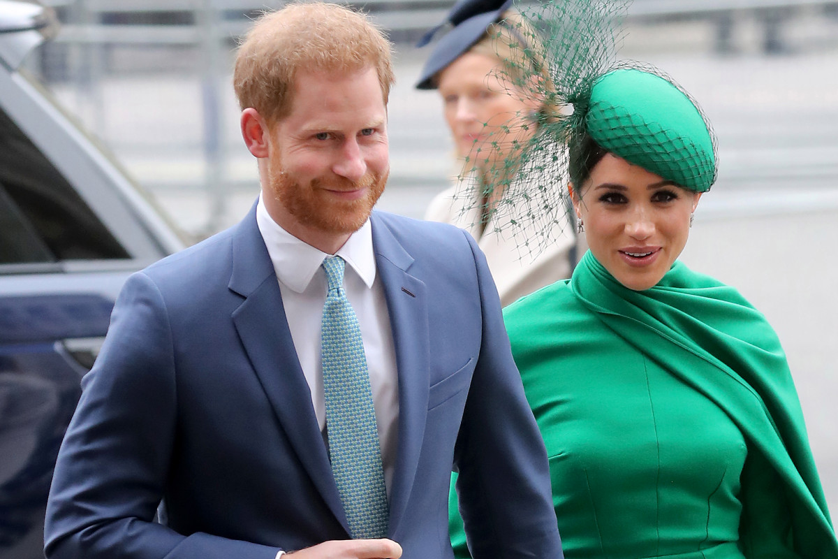 Duchess of Sussex Meghan says her public remarks are 'not controversial'