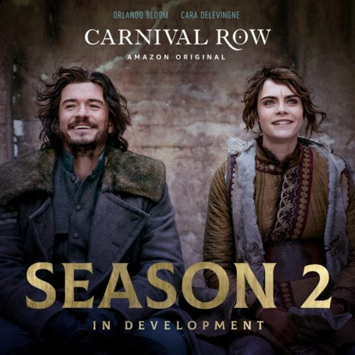 Carnival Row Season 2 Renewed