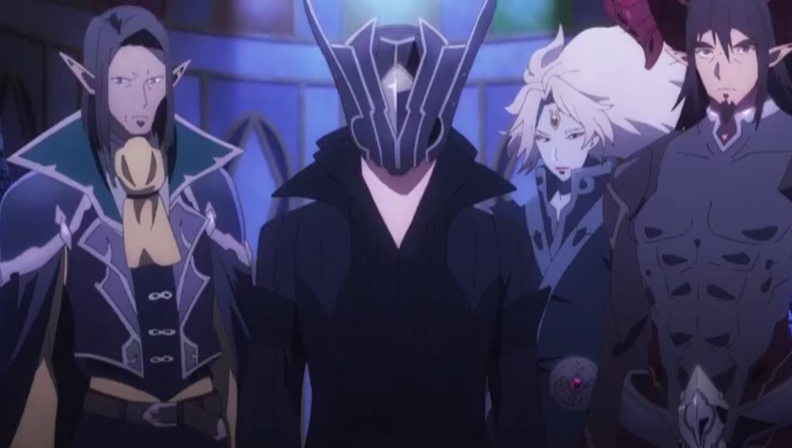The Misfit of Demon King Academy Episode 13