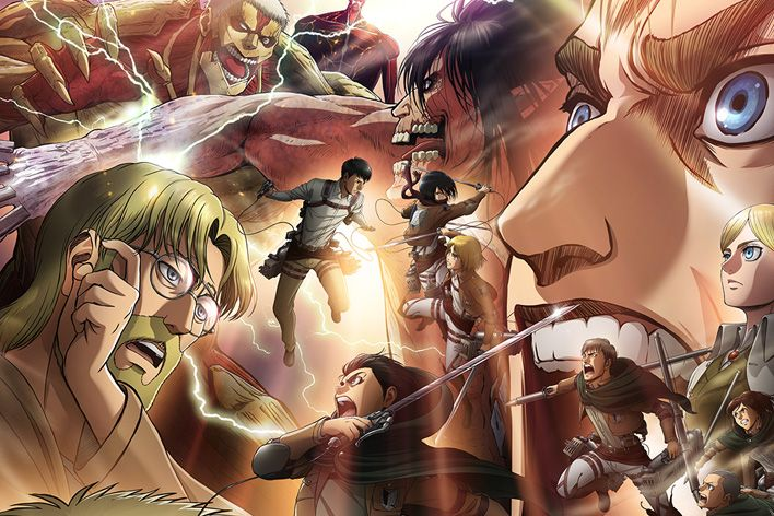 Attack on Titan The Final season anime with subtitles and ...