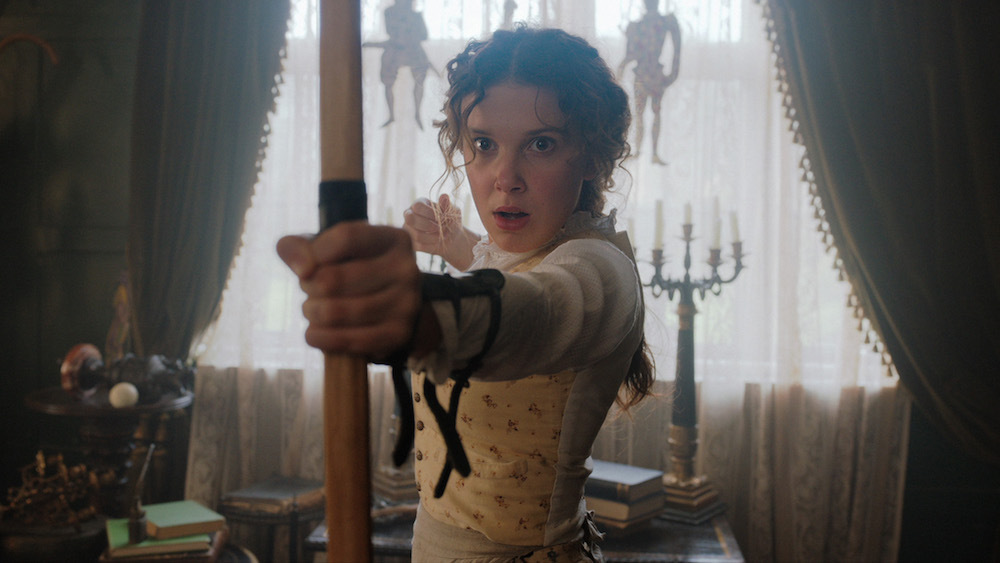 When Is Millie Bobby Brown's Enola Holmes On Netflix?