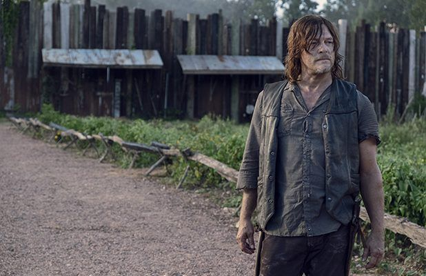 Norman Reedus star of 'Walking Dead'