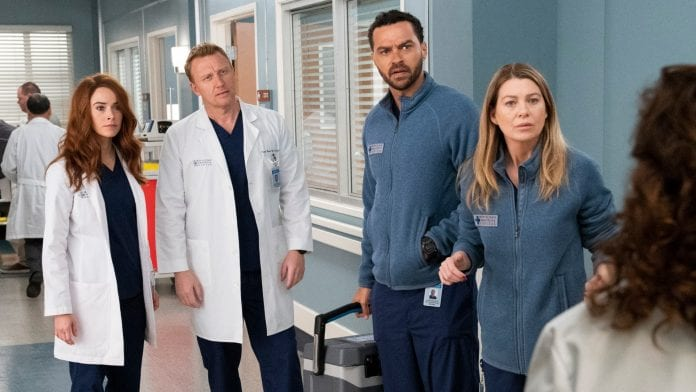 'Grey's Anatomy' to Start Shooting Season 17 in L.A. in September