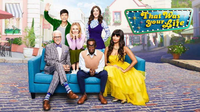 The Good Place seasons 4