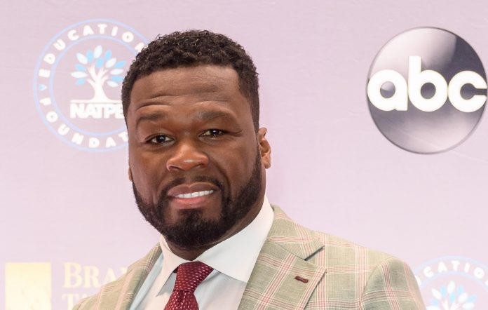 50 Cent signs