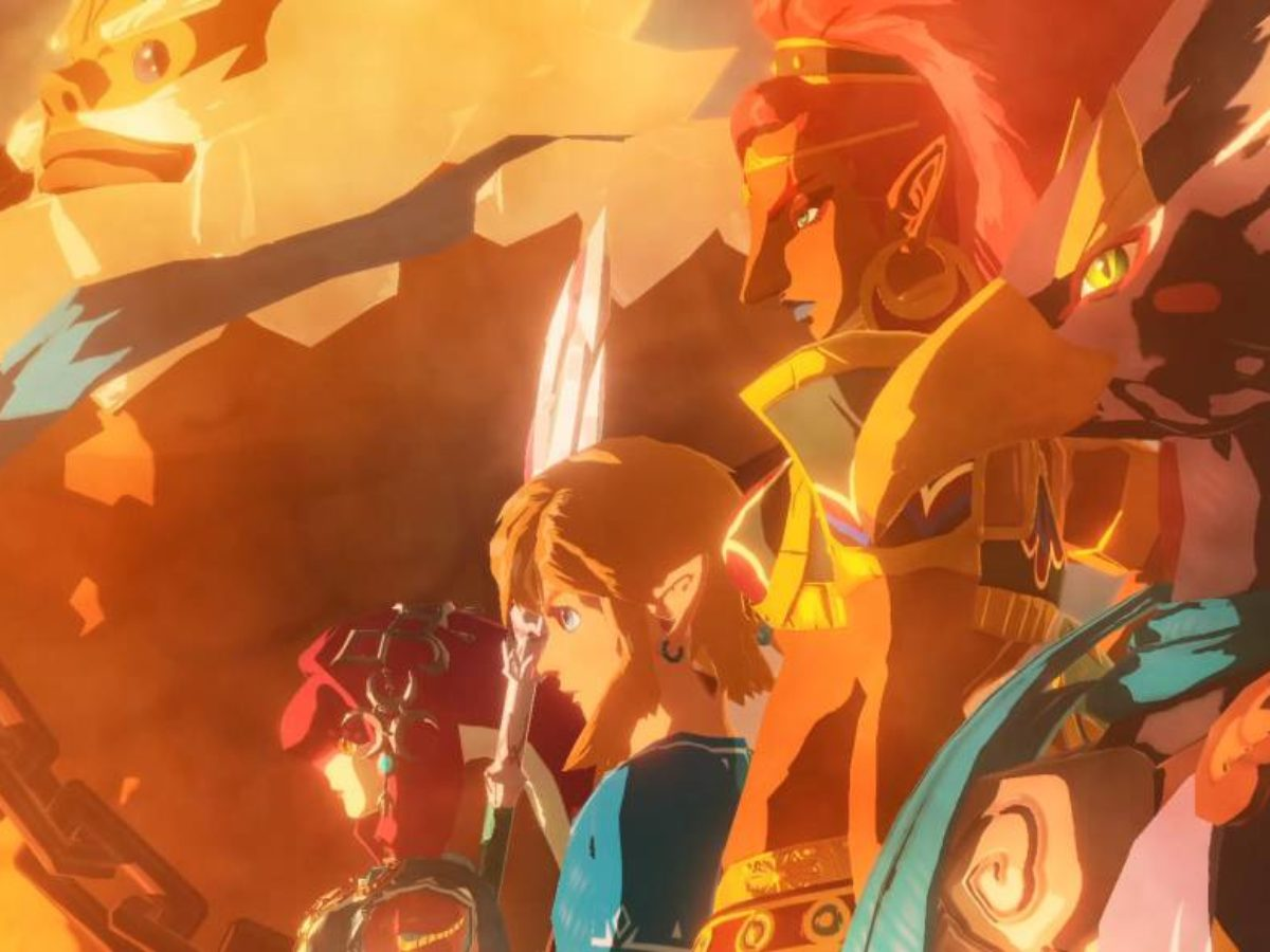 Hyrule Warriors: Age of Disaster