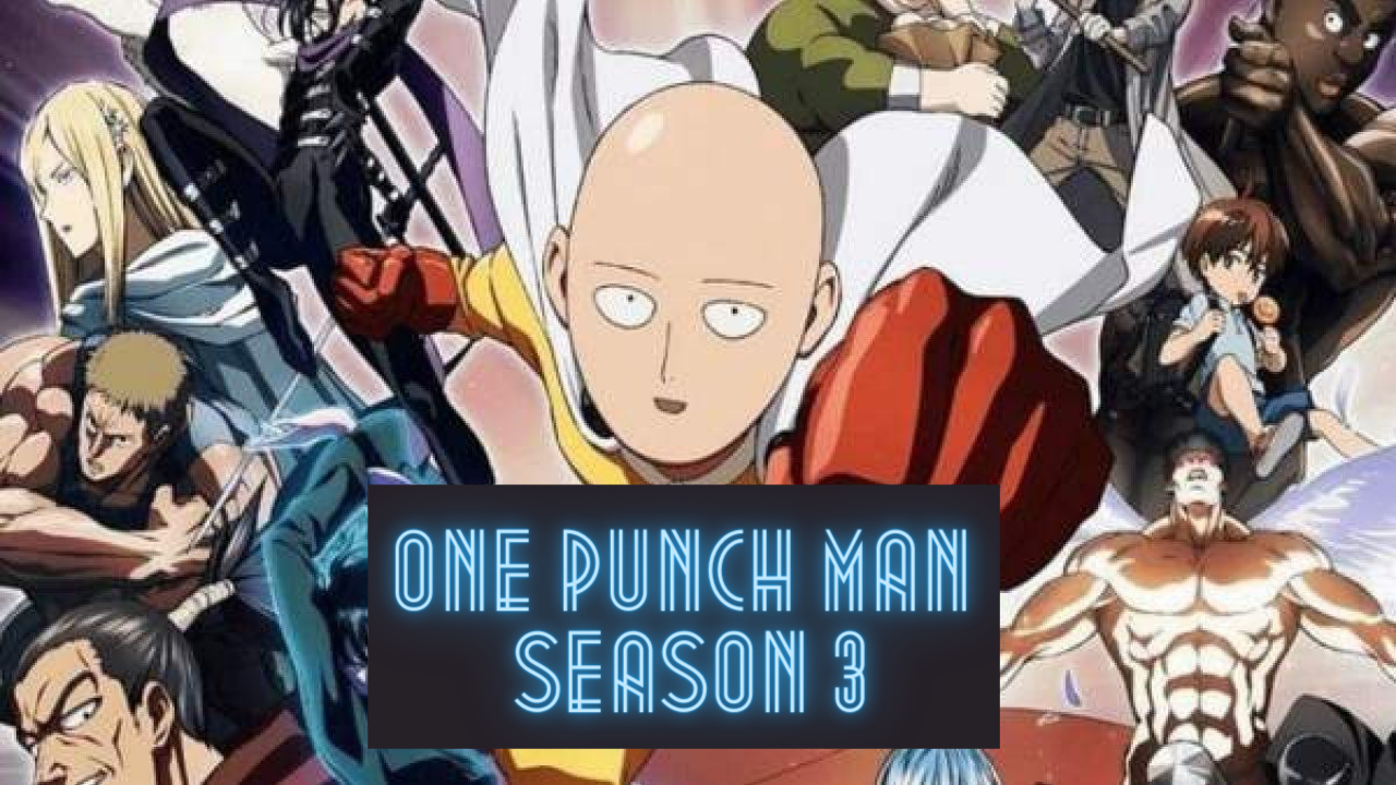 One Punch Man Season 3 Release Date Latest News Finance Rewind