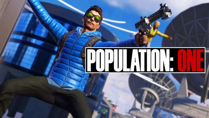 Population Battle Royale