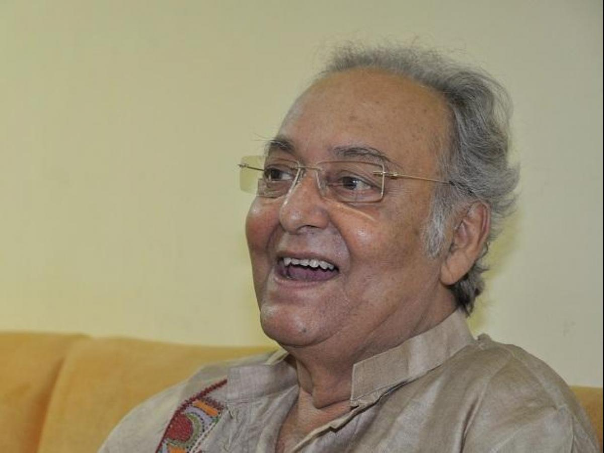 Soumitra Chatterjee's condition