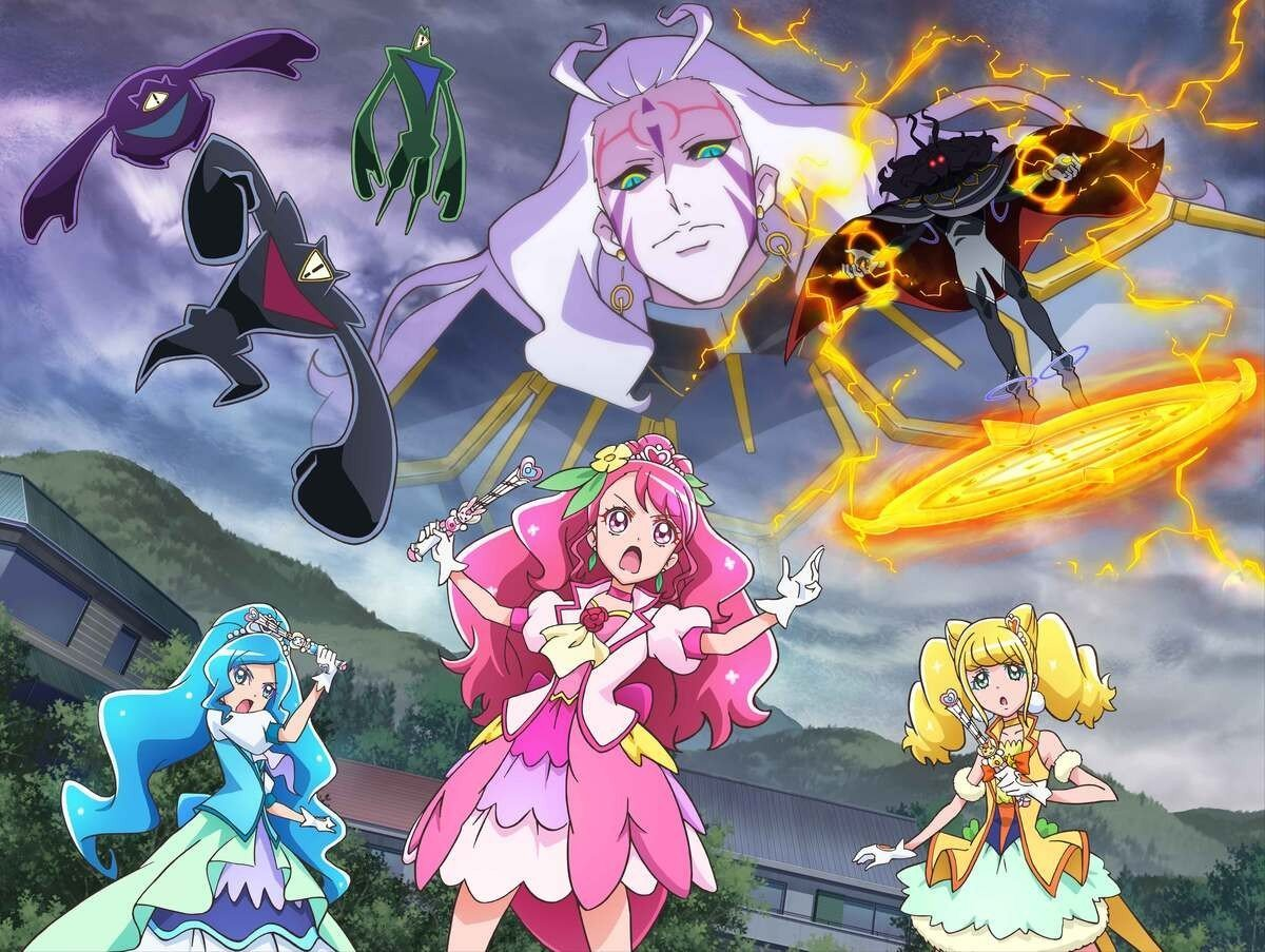 Precure Miracle Leap