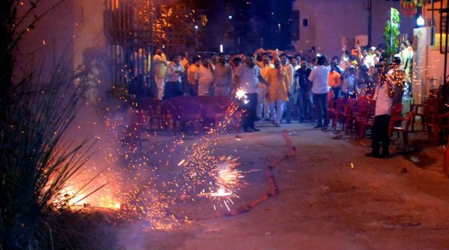 ban on firecrackers