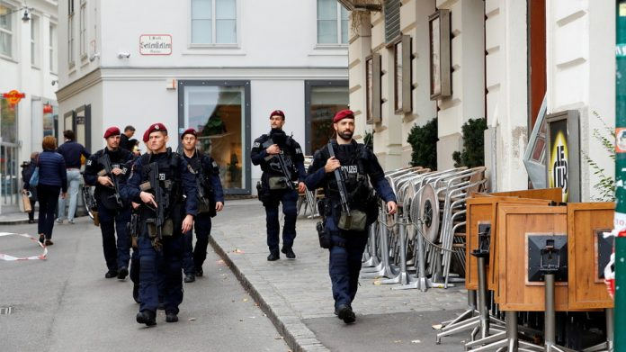Austria shuts down mosque