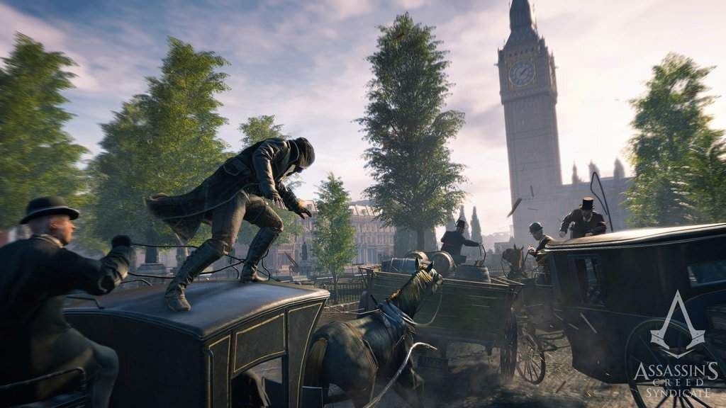 Assassin's creed ps4