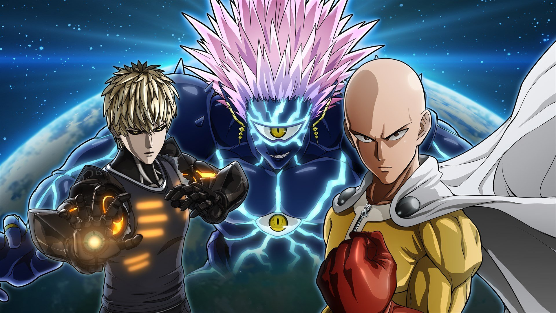 One Punch Man Chapter 137